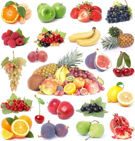 Fruits frais Banque d'images - 15313952