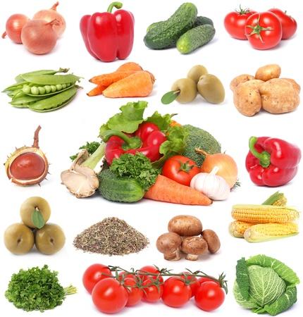 Fresh fruit Standard-Bild