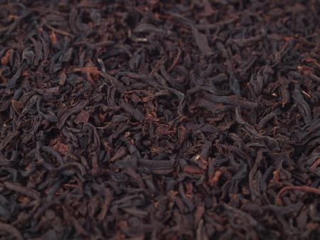theine: Black tea Stock Photo