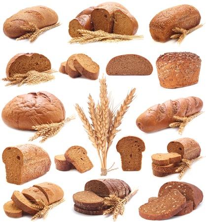 буханка: Свежий хлеб