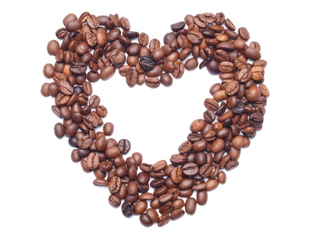 Loved by coffee Stock Photo - 18623743