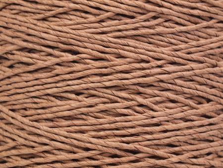 hank: Rope hank Stock Photo