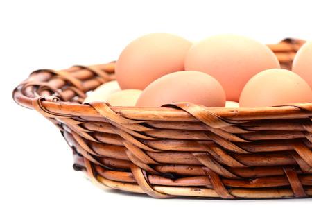 Fresh eggs Stock Photo - 27194136