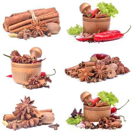 Aroma spices photo
