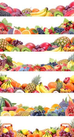 Fruits collection photo