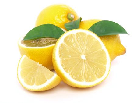 레몬: 레몬 스톡 사진