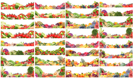 verduras: Frutas y hortalizas