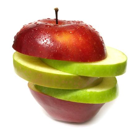 pomme: pomme Banque d'images