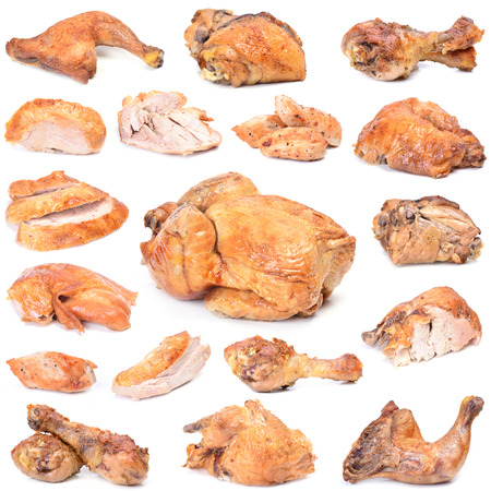 Fried chicken for every taste photo