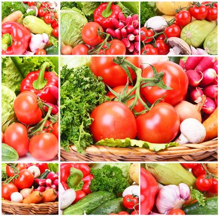 fresh vegetables photo