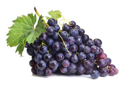 purple red grapes: grape fruit