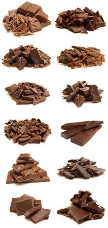 chunks: Chocolate collection