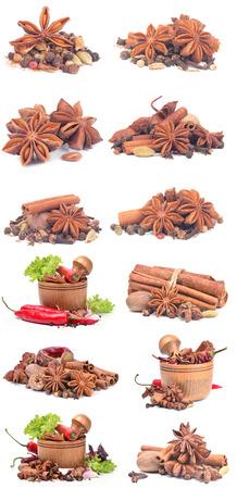 aroma: Aroma spice Stock Photo