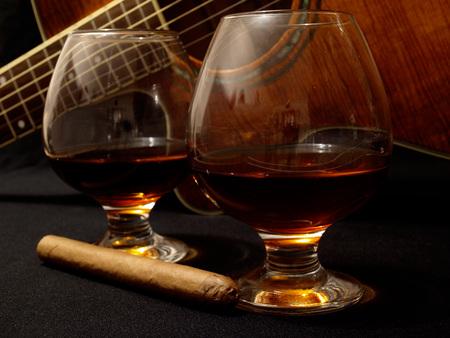 cognac: cognac Stock Photo
