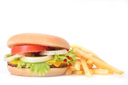 hamburger steak: fresh hamburger