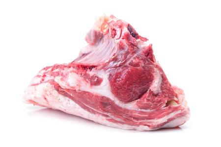 mutton: mutton meat Stock Photo