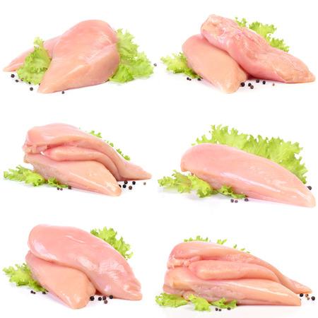 Fresh meat chicken Standard-Bild