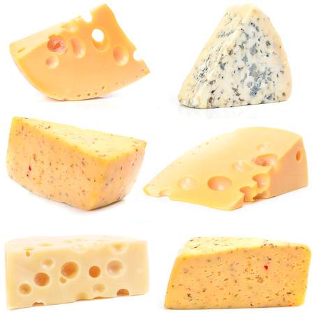 touraine: fresh cheese Stock Photo