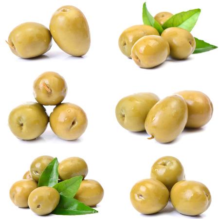 olives: Fresh olives
