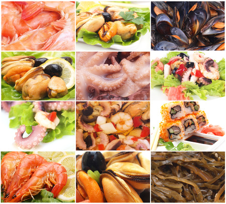 freshest: The freshest seafood for every taste