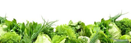 grünes Gemüse Standard-Bild