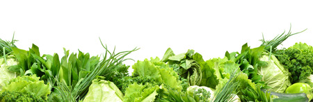 groene groente Stockfoto