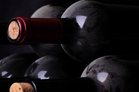 mustiness: wine cellar