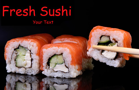 freshest: The freshest and tasty sushi only from Japan