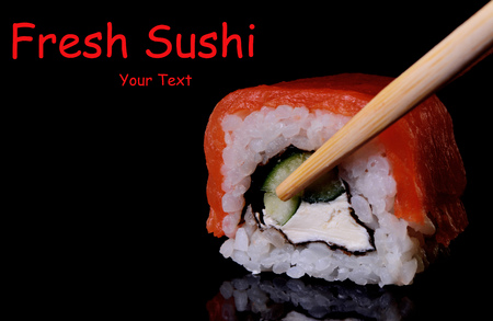 The freshest and tasty sushi only from Japan