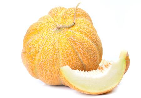 melon fruit: melon fruit