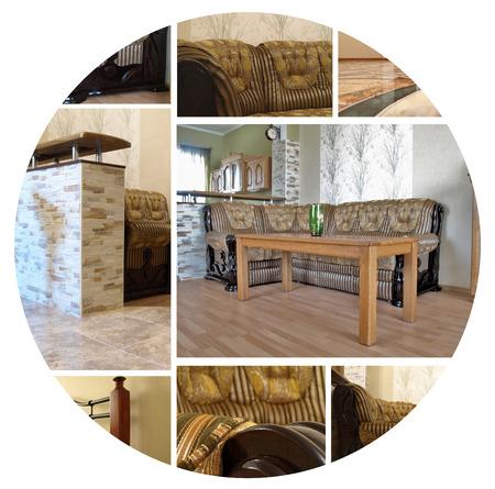 couch: Interior Stock Photo