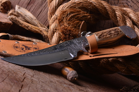 cold: Hunting knife