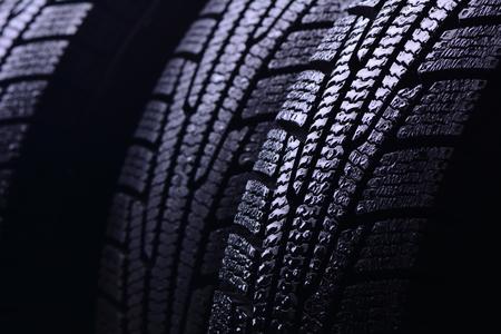 traction: winter tyres