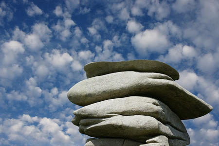stacked: Stacked Boulders