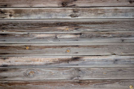 not painted: Old ragged boards are not painted brown, texture