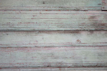 not painted: Old ragged boards are not painted gray and blue, texture