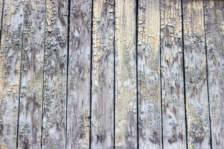 not painted: Old ragged boards are not painted green, texture Stock Photo