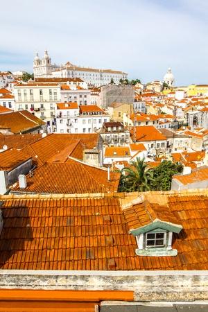 Alfama, Alten Teil von Lissabon