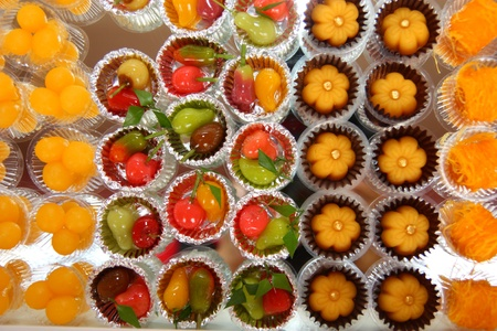 Thai Dessert Stock Photo - 10362939