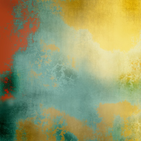 scruffy: Abstract background grunge style - abstract cd cover