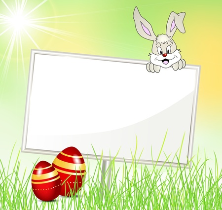 Easter background Stock Vector - 12799026