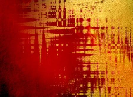 빨간색 배경 질감의 추상