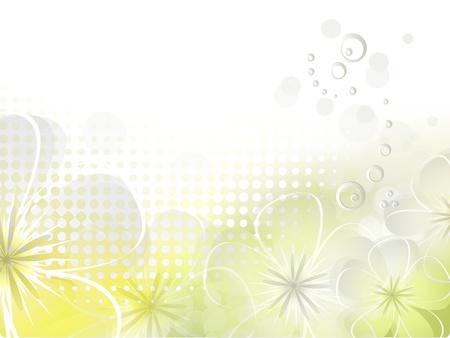 Romantische Blume Hintergrund