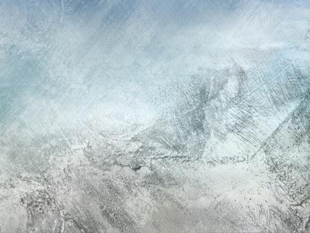 concrete background: Grey blue background texture grunge Stock Photo
