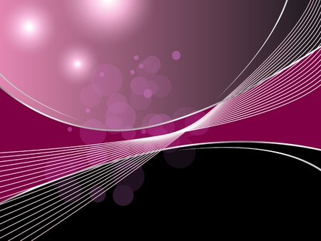 Purple background abstract Vector