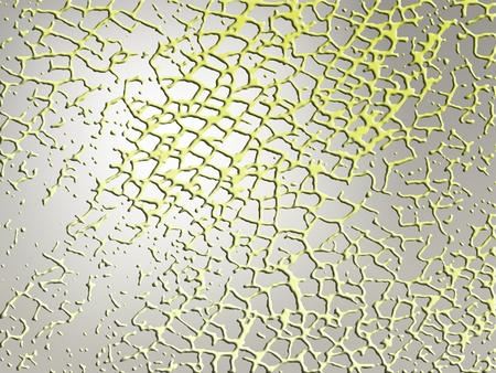 flaw: Abstract background - net, crack texture Stock Photo