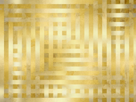 Gold background texture - golden plate photo