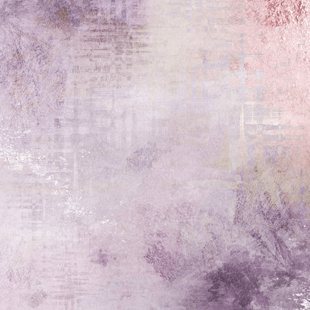 Light purple background - abstract vintage design
