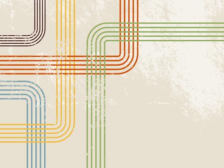 복고풍 배경 패턴 70