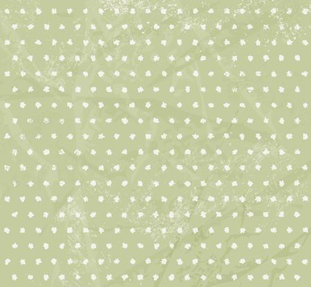 pattern pois: Verde Polka dot pattern